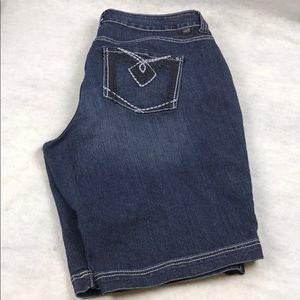 Jag Jeans shorts curvy fit